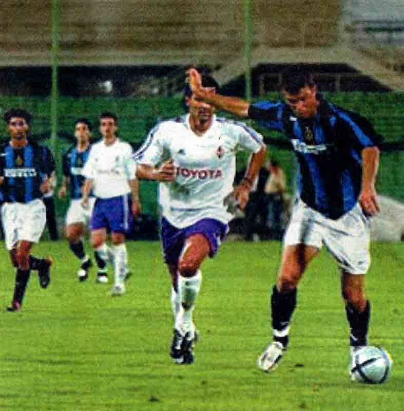 Fu Baresi a portarlo all'Inter