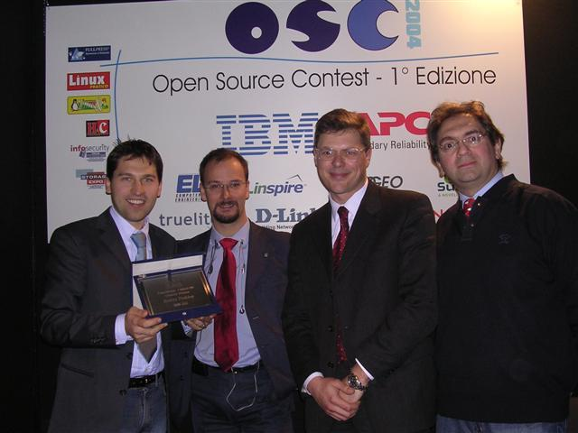 Open Source Contest 2004